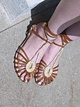 Ashley's Cote D'Azur Sandals