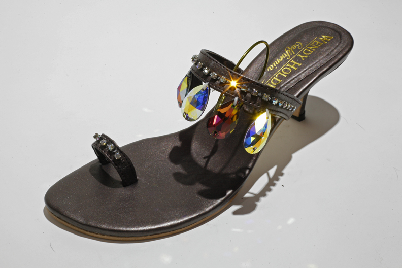 Bollywood Jeweled Sandal