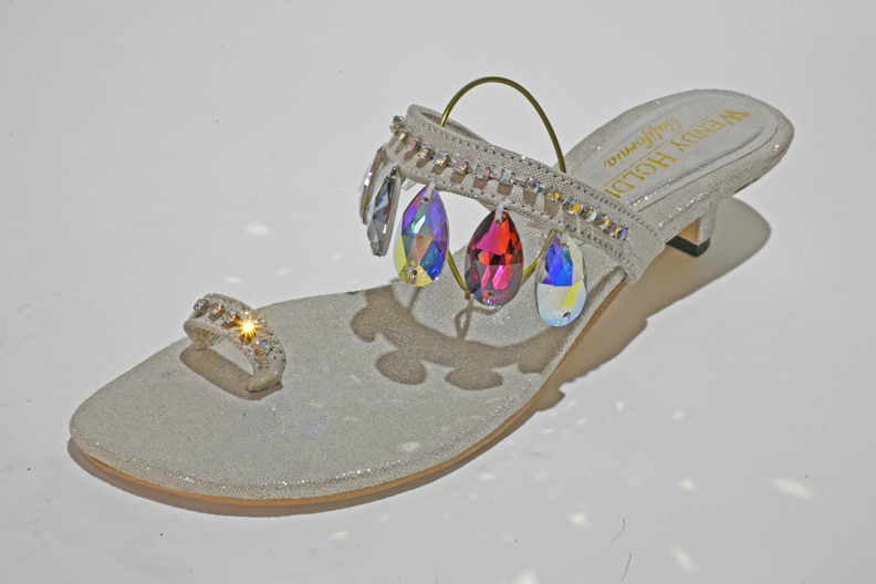 Miami Jeweled Sandal