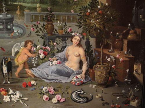 Breughel's Perfumery
