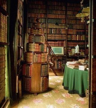 17.+chateau+de+groussay+library+3