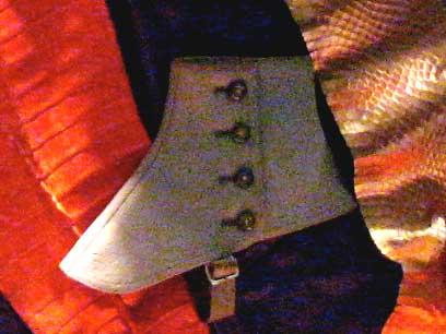 Gray Flannel Spat