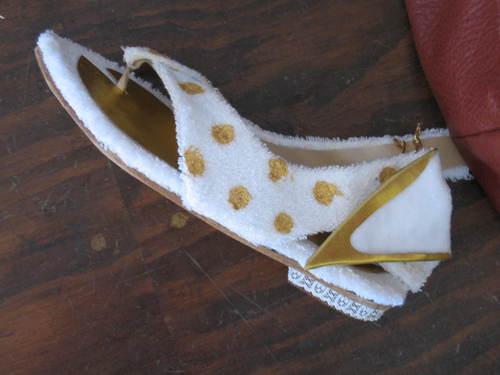 Janet's Angelic Sandal