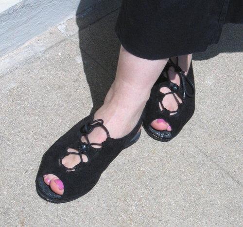 Marta's Comfy Sandal