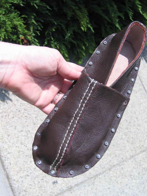 Renee's Craftsman Shoe